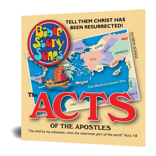 CD: Acts of the Apostles