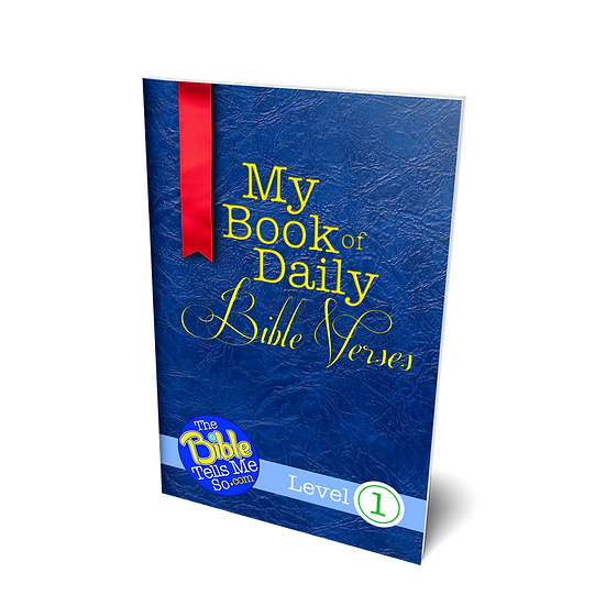 My Book of Daily Bible Verses