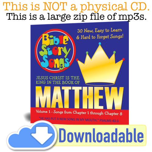 Matthew, Vol. 1