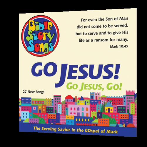 CD: Go Jesus! Go!