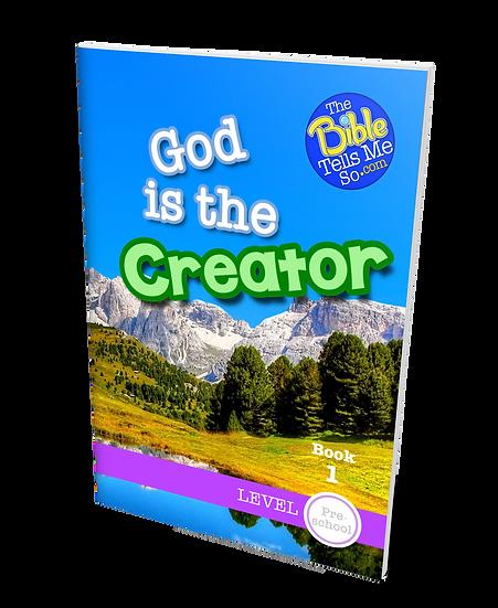 God is the Creator