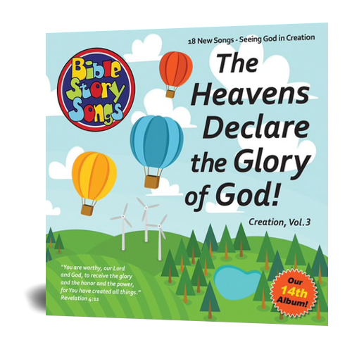 CD: The Heavens Declare the Glory of God