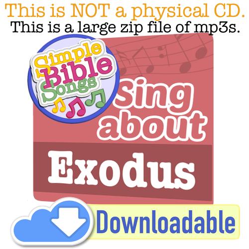 Exodus - Simple Bible Songs