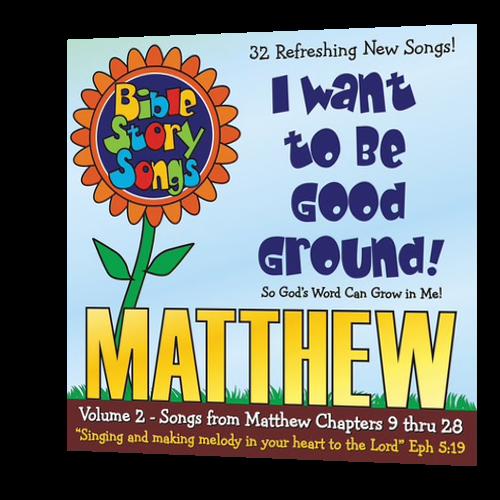 CD: Matthew, Vol. 2