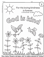 A03 TOPIC 1 - God is - COLORING 2 - Kind - The Bible Tells Me So.png