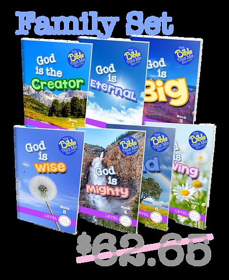 Family Set - God is