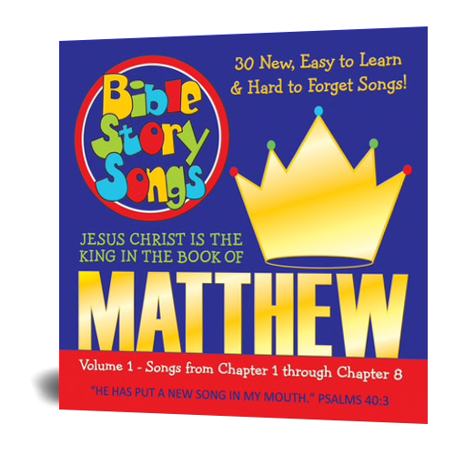 CD: Matthew, Vol. 1