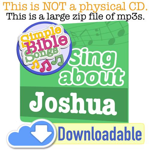 Joshua - Simple Bible Songs