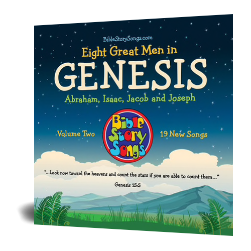 CD: 8 Great Men in Genesis, Vol. 2