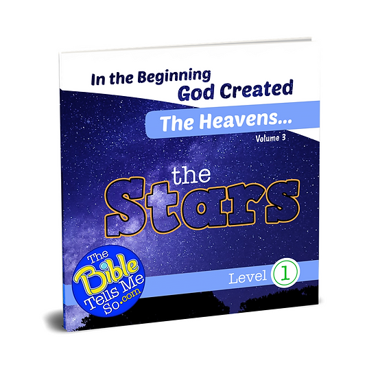 In the Beginning God Created the Heavens - The Stars