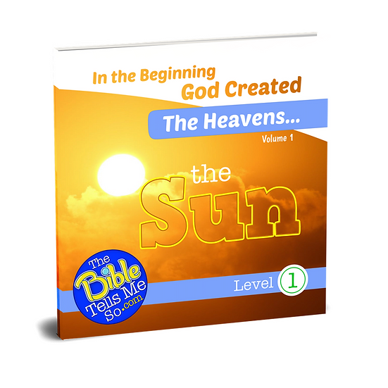 In the Beginning God Created the Heavens - The Sun
