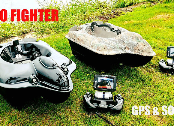 Fighter Pro Boat