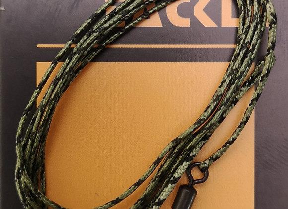 Leadcore leader 45lb 100cm camo green