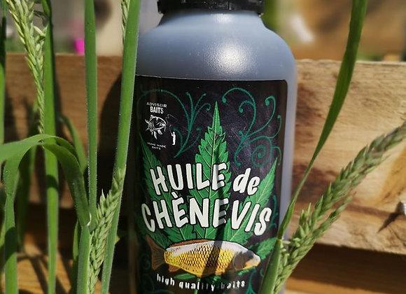 huile de chenevis