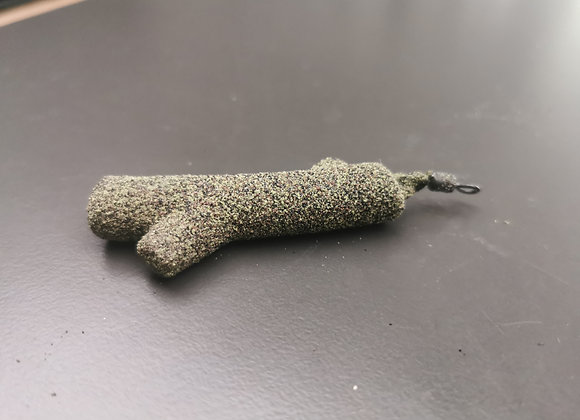 Branche 115gr vert granuleux