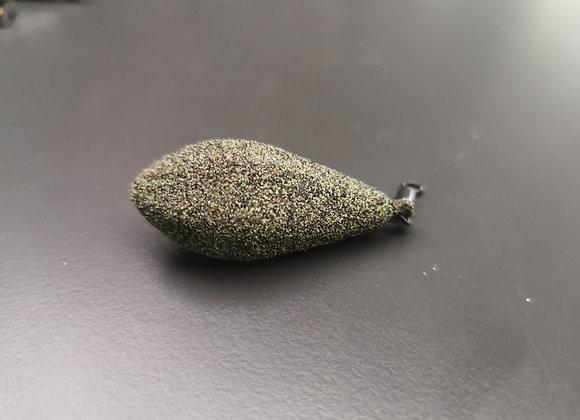 Bombe 90gr vert granuleux