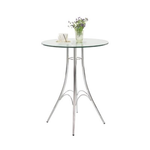WINNER TOWER dining table glass 60 cm