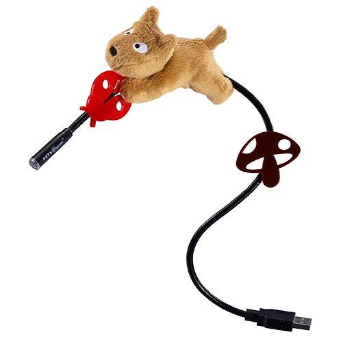 狗狗USB燈