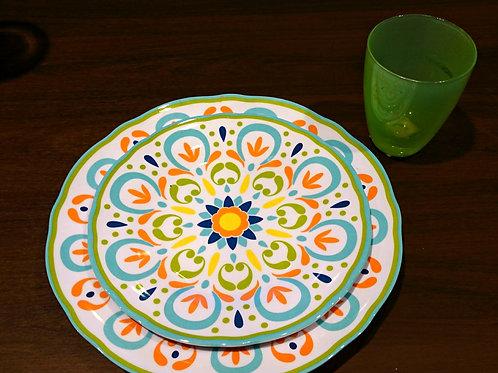 """ZIRKUS Dinner Plate 10.8'' & 8.66"""" 餐碟"""