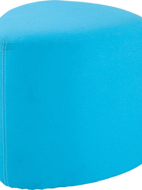 LAYLA Fabric Stool布櫈(天藍)