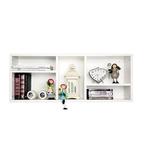 BORDER wall shelf 90 cm