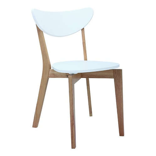 ENNA Wood dining chair