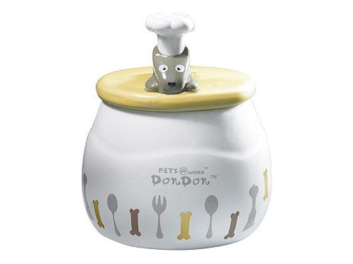 DonDon 多用途陶瓷碗連匙