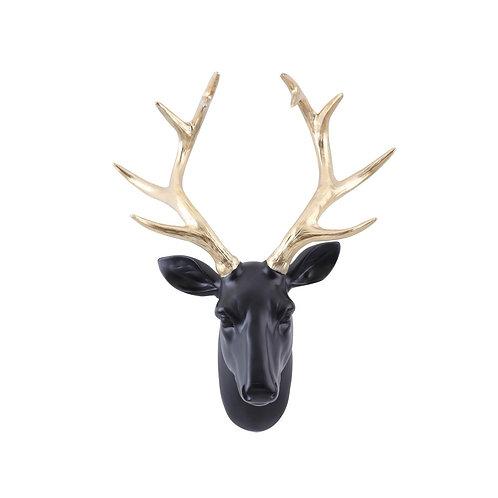 DERSON Deer head wall decoration