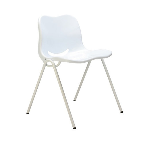 SMILEY visitor chair白色坐椅