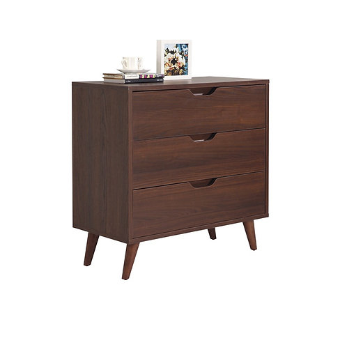 WINNER VACKER chest of 3 drawers抽屜櫃