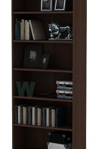 LIVIO/P high bookcase 80 cm