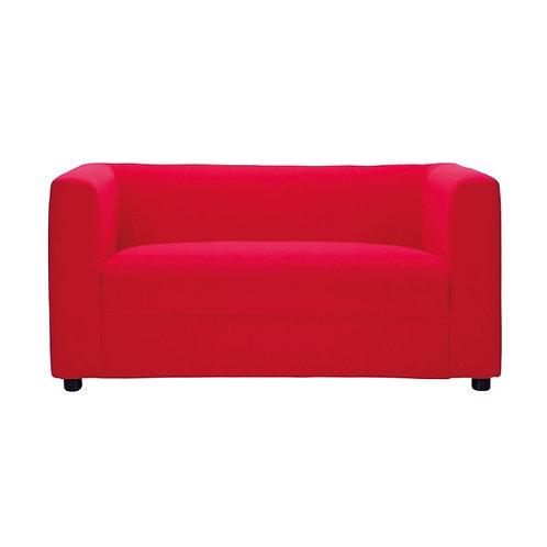 WINNER SATINO Fabric 2/S Sofa