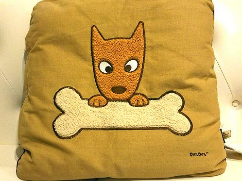 Dog Cushion 咕臣