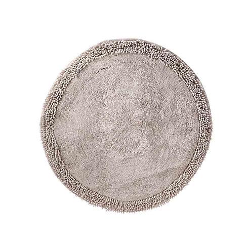 CEELA Round bath mat DIA 75 CM