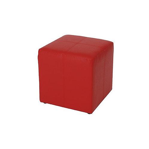 H-MARLIN PVC stool紅色腳櫈(方)