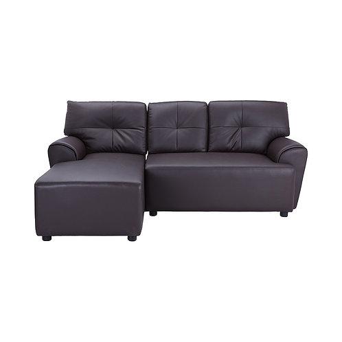 H-JAY PVC L-shape sofa L形梳化