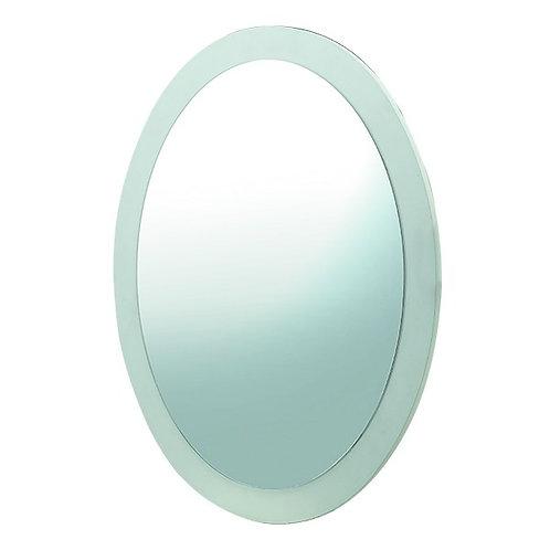 RIVA Mirror 白色鏡 60 cm