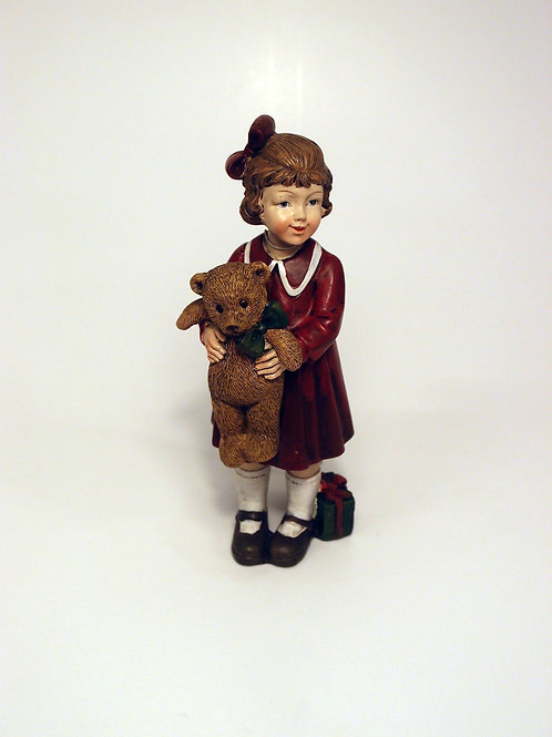 Bethopenia girl and bear
