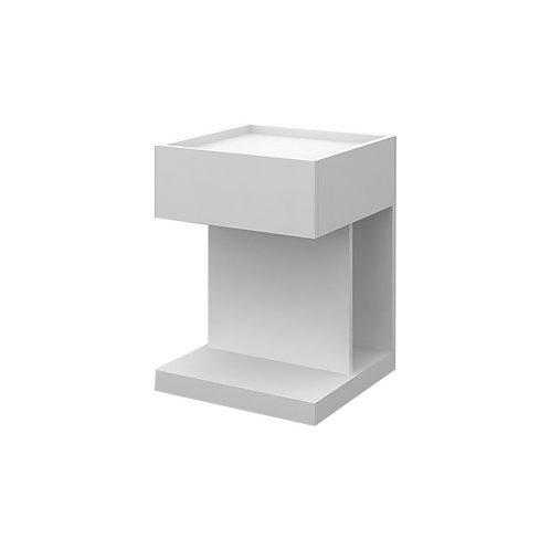 SEONA night table 39 cm hi-gloss