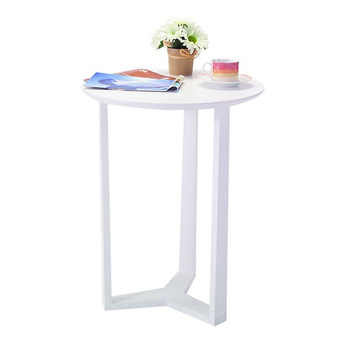 NB TRI-O(S+L) Side table 白色大小圓角几枱