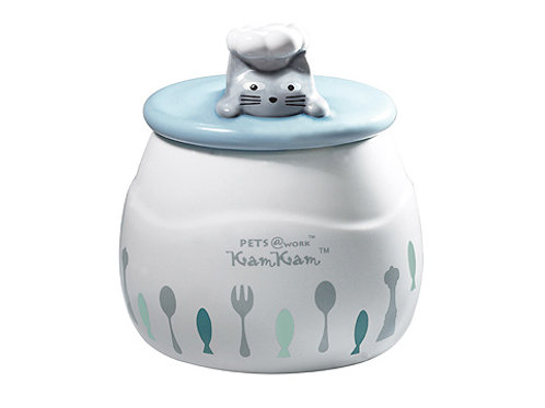 KamKam 多用途陶瓷碗連匙