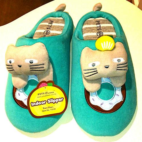 Cat & Dog Padded Slippers 貓&狗拖鞋