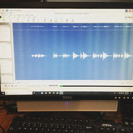 Listening to playback of your creations is surreal.