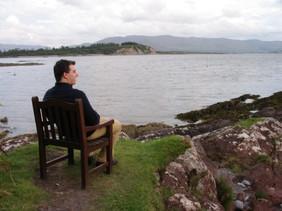 Me in Ireland