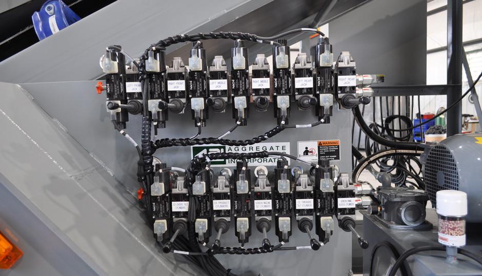 Hydraulic Control Bank