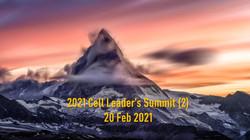 Cell Leader's Summit - Feb '21