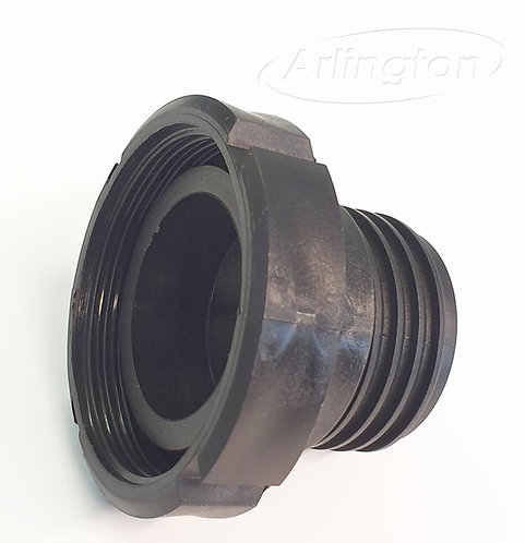 Female DN50 x Male S60 adapter