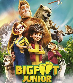 Bigfoot Junior - Ein Tierisch Verrückter Familientripp