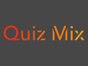 Quiz Mix - Version 2.2