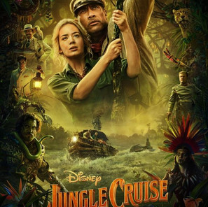 29. Juli 2021 - Jungle Cruise